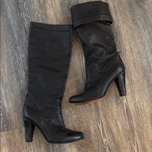 Cacharel Leather Boots